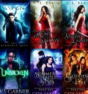 Rebecca Frank's covers