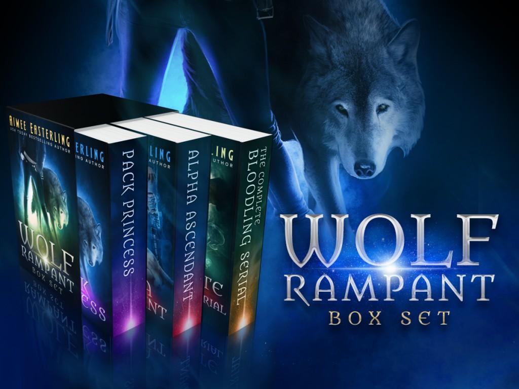 Wolf Rampant series