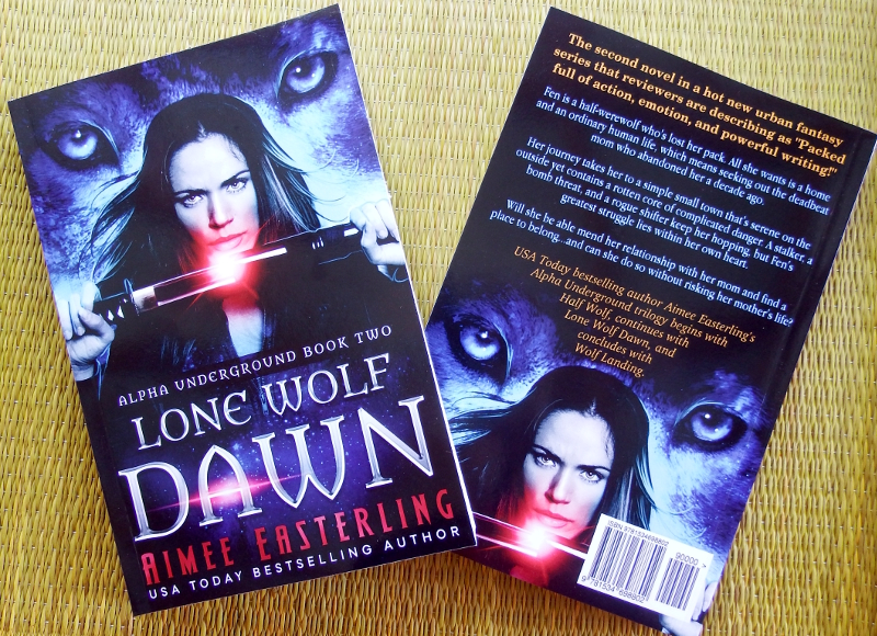 Lone Wolf Dawn paperback