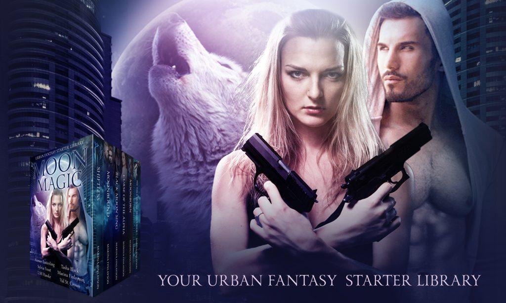Urban fantasy starter library