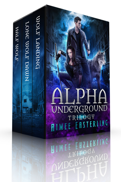 Alpha Underground box set