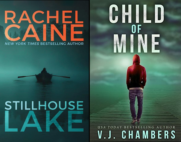 Thrillers by UF authors
