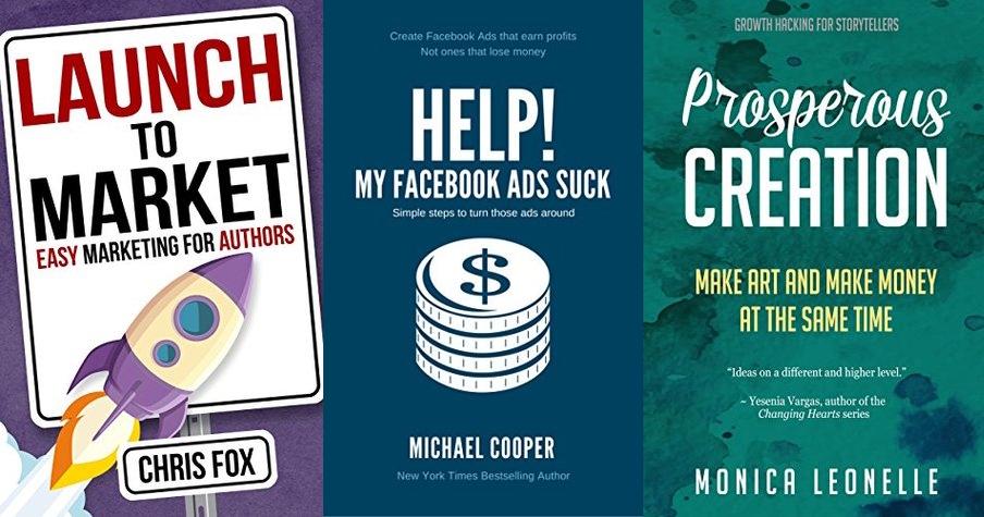 Advanced marketing books