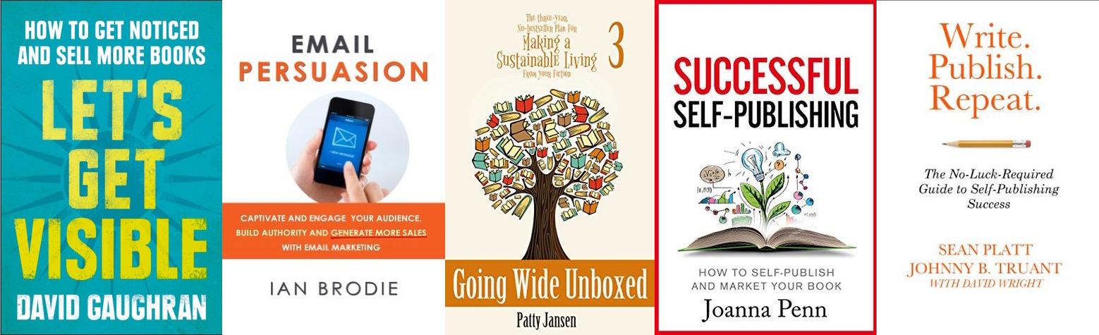 Intermediate marketing books