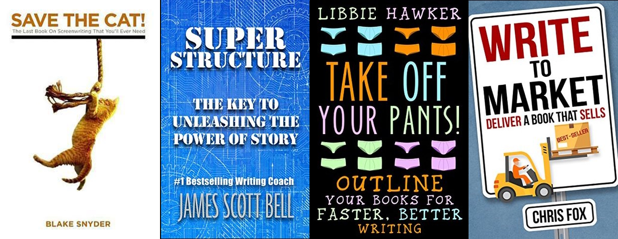 Books about story structure