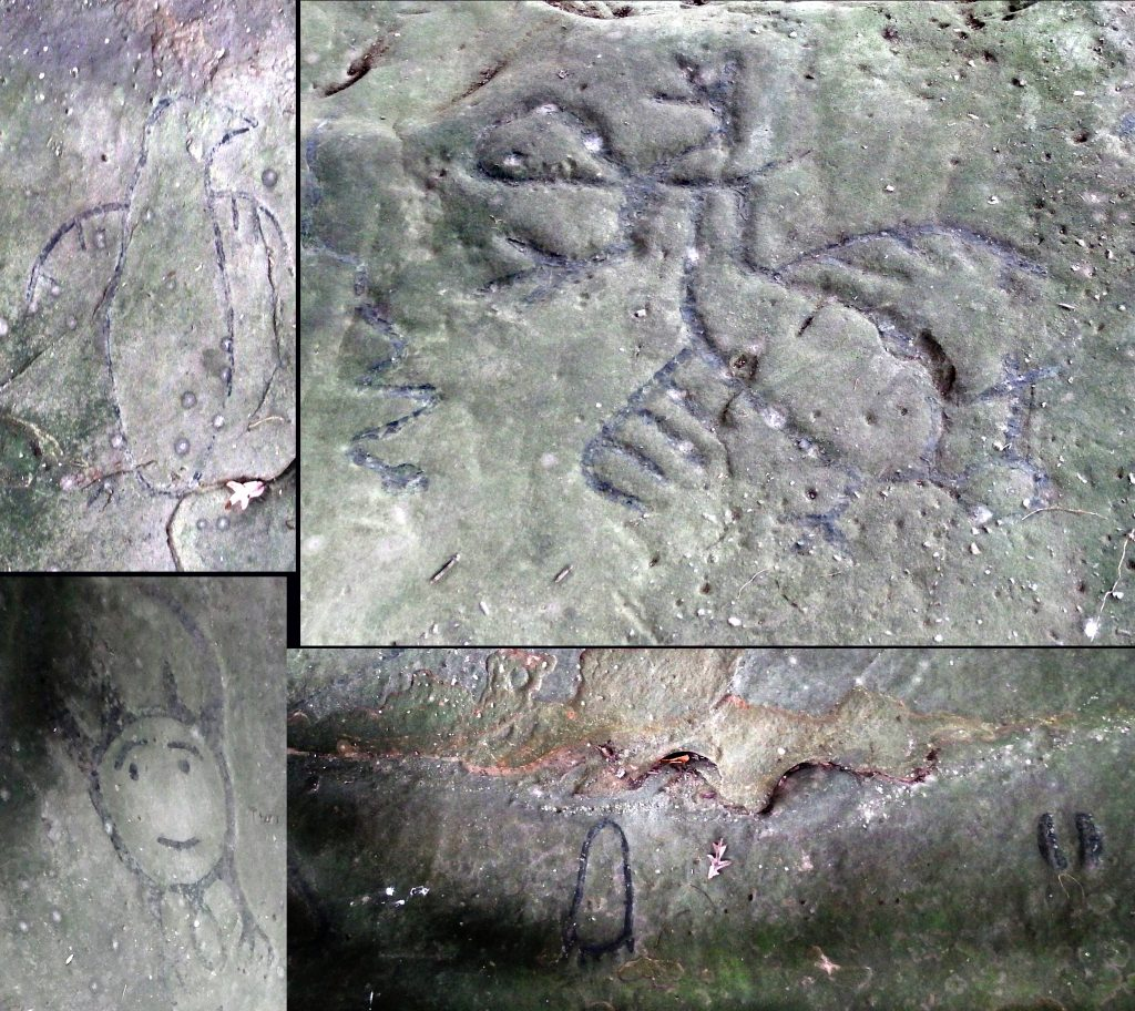 Leo petroglyphs