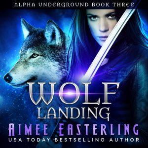 Wolf Landing audio