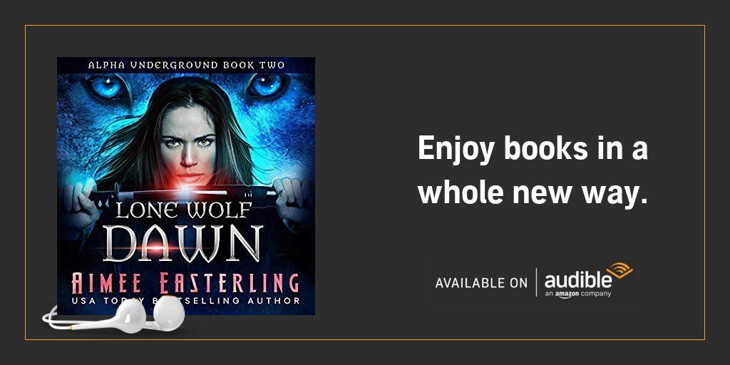 Aimee Easterling's audiobooks