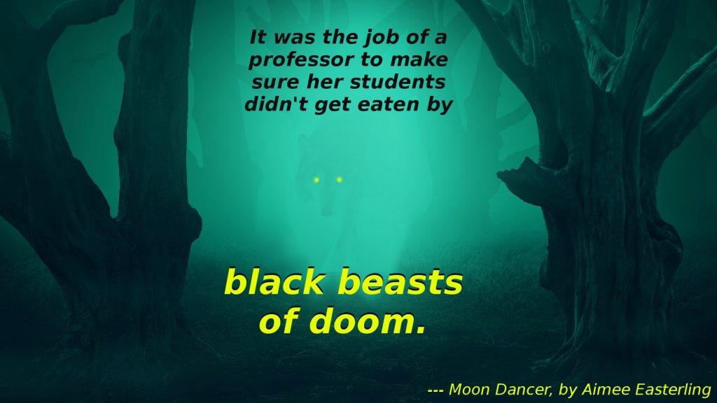 Moon Dancer excerpt
