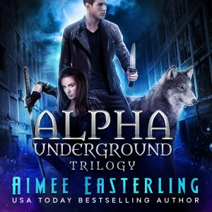 Alpha Underground Trilogy in audio