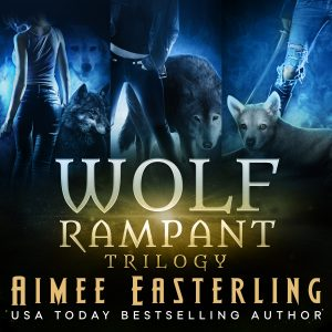Wolf Rampant Trilogy in audio
