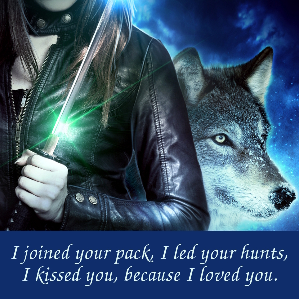 Half Wolf quote