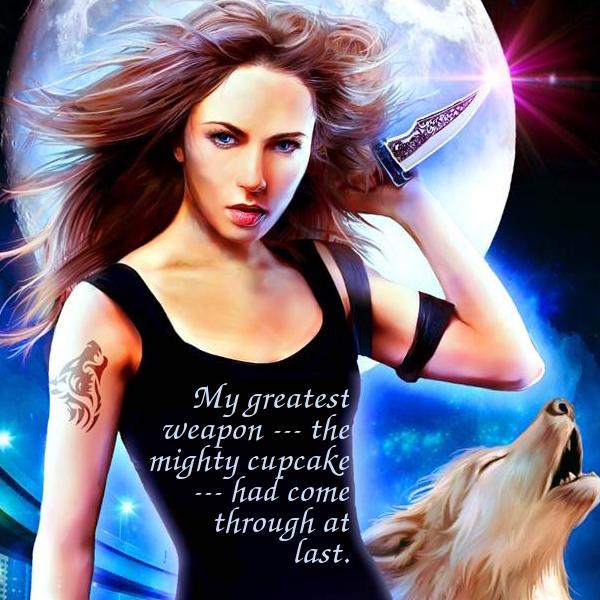 Huntress Born quote
