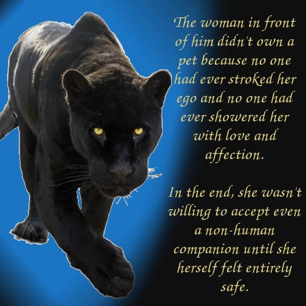 Jaguar at the Portal quote