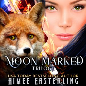 Moon Marked Trilogy audio