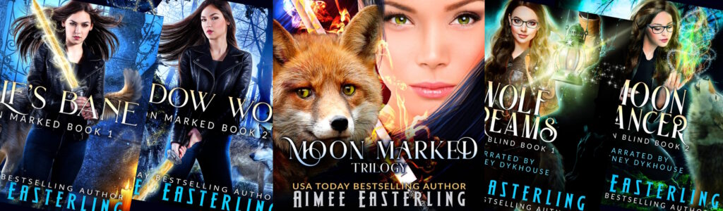 Aimee Easterling's Audiobooks