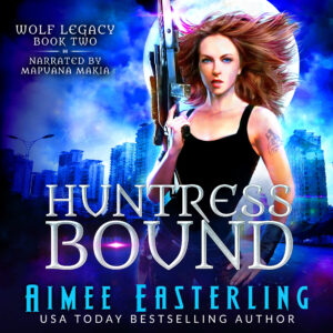 Huntress Bound audio
