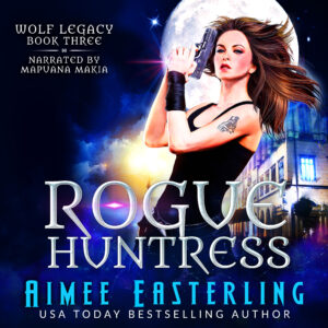 Rogue Huntress audio
