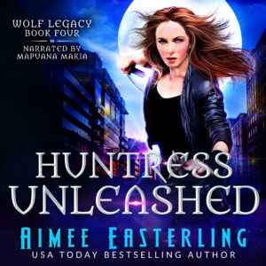 Huntress Unleashed audio