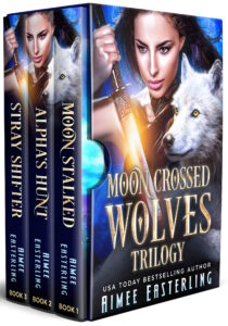 Moon-Crossed Wolves Trilogy