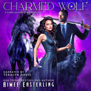 Charmed Wolf audiobook