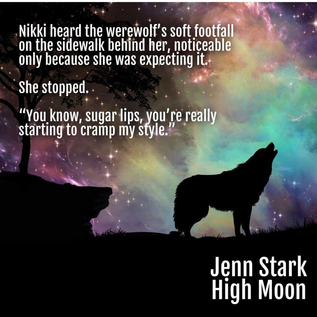 Wereabouts by Jenn Stark